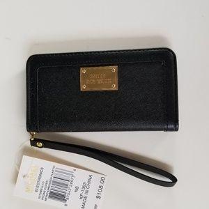 Michael Kors iPhone X Wallet Case